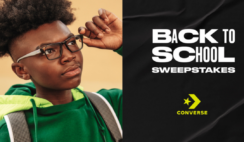 Converse Back to School Sweepstakes