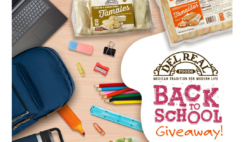 Del Real Foods Back to School Giveaway