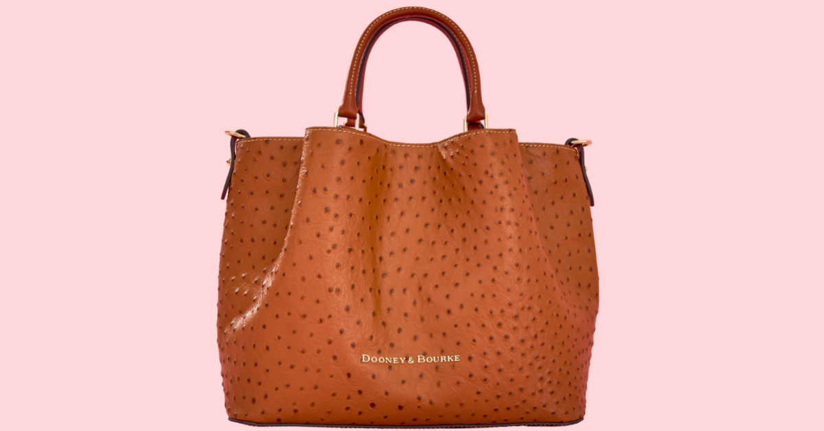 Dooney and Bourke Ostrich Giveaway