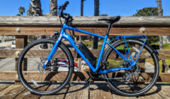 Eddie Bauer Charge City Electric Bike Giveaway