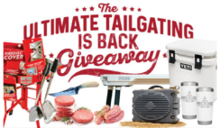 FIREDISC Ultimate Tailgating Giveaway