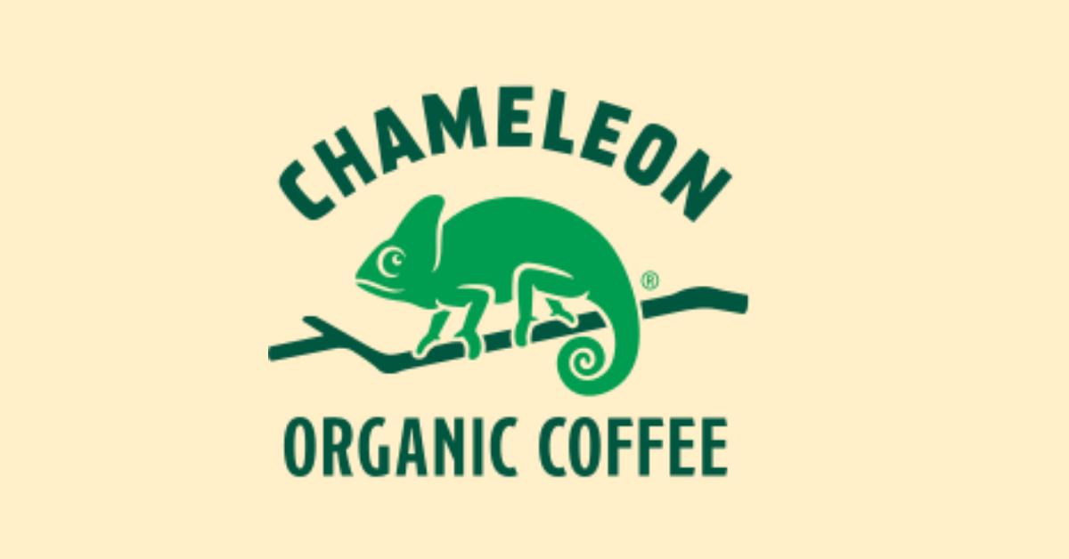 FREE Bag of Chameleon Organic Coffee