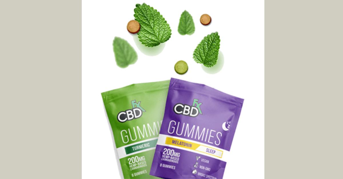 FREE CBDfx CBD Gummies Samples