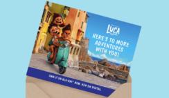 FREE LUCA Postcard