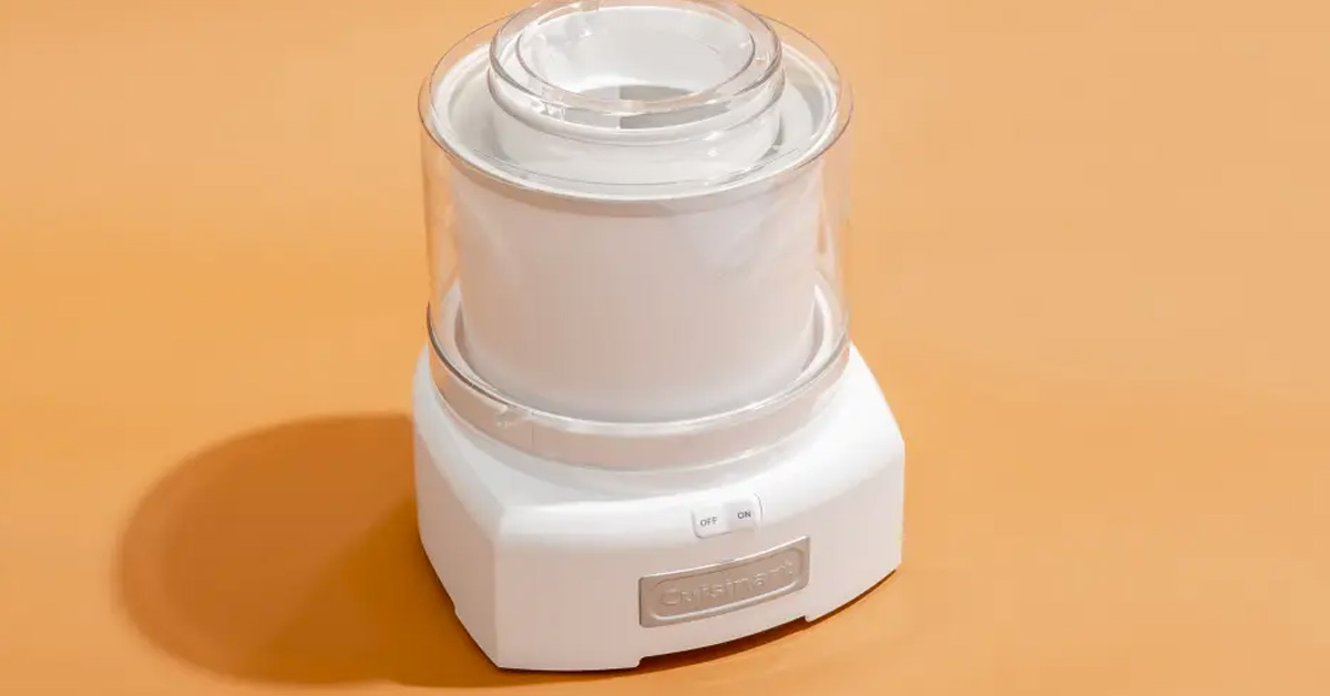 Frozen Yogurt Maker Giveaway