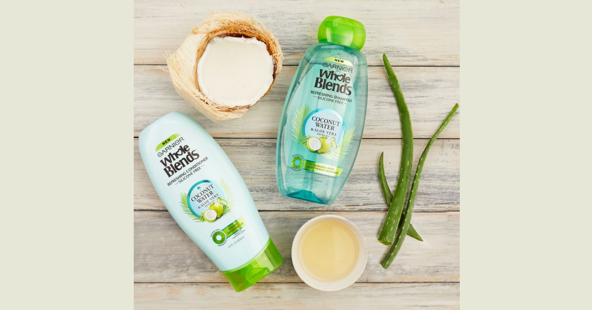 Garnier Whole Blends Find Your Summer Blend Sweepstakes
