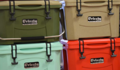Grizzly Cooler Giveaway