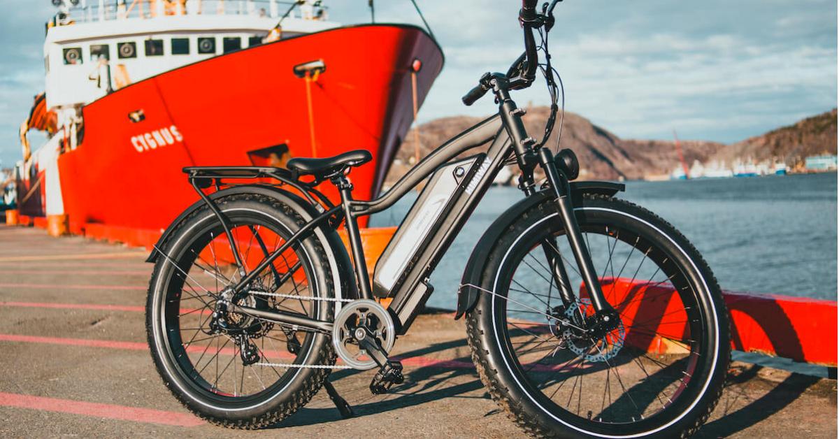 Himiway Bike Giveaway