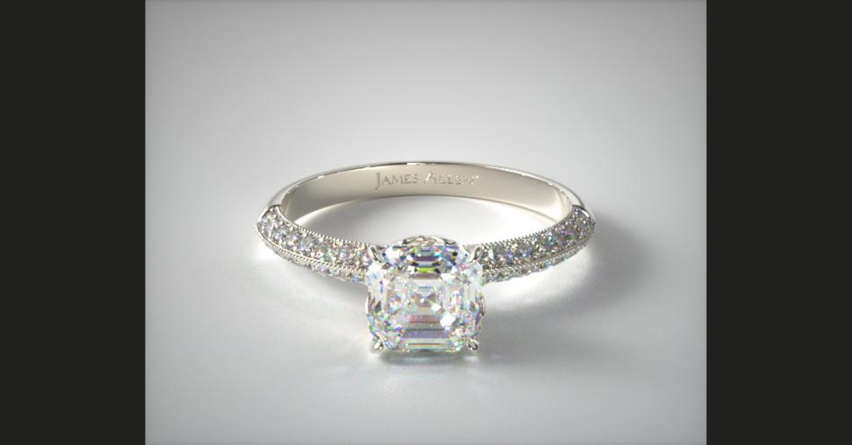James Allen Engagement Ring Sweepstakes