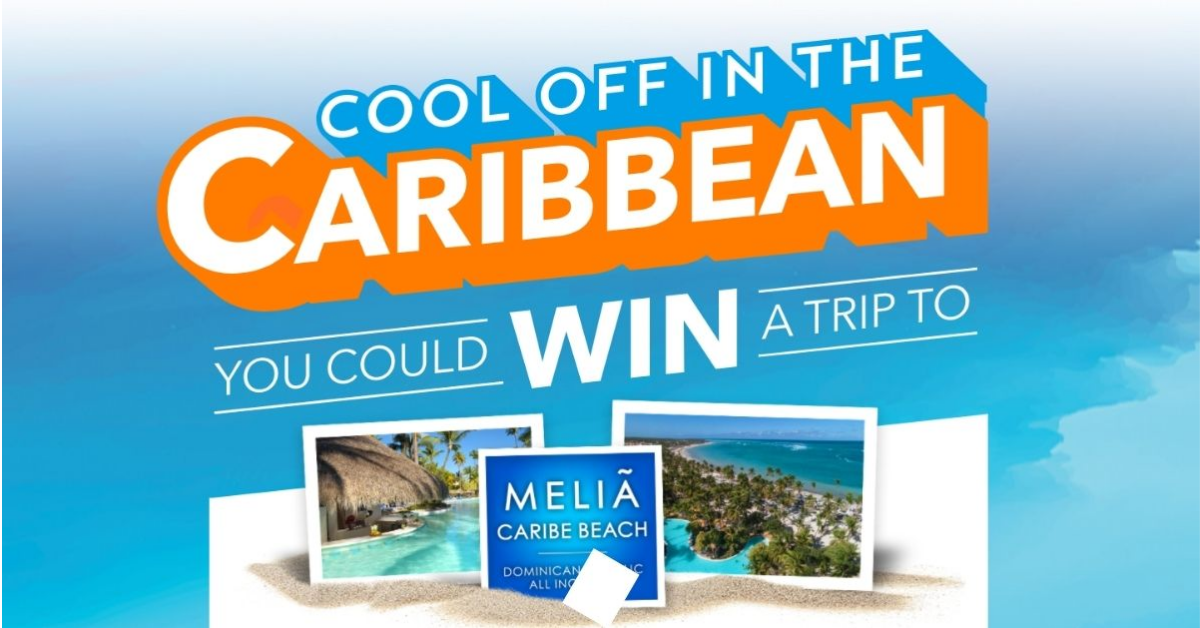 Langers Juice Cool Off in the Caribbean Sweepstakes