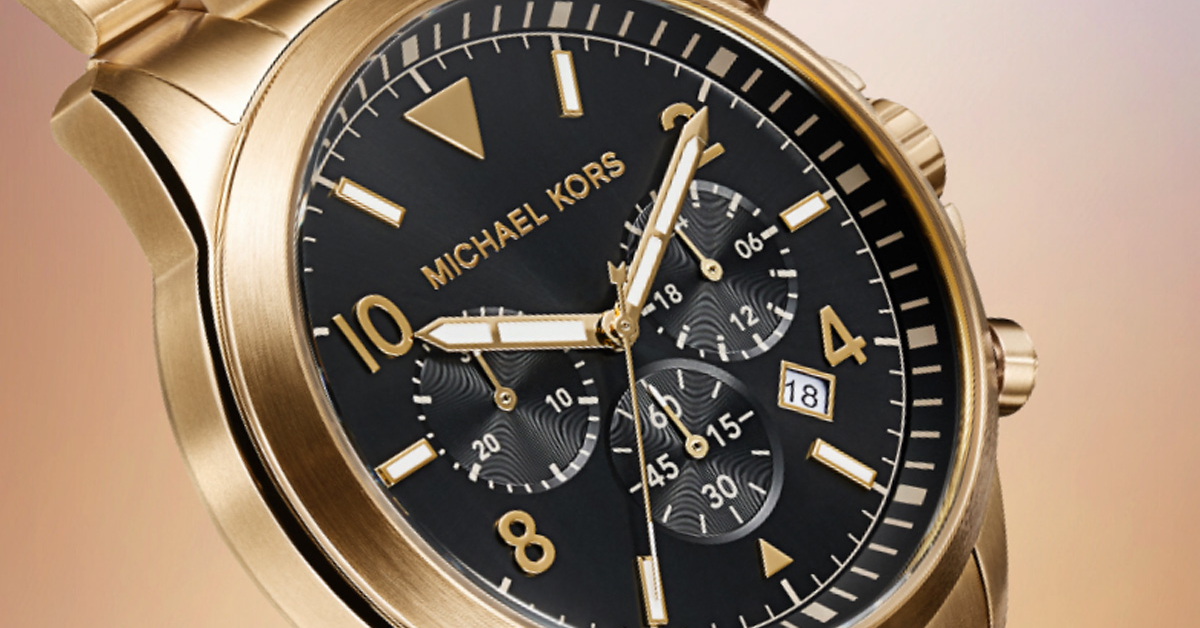 Micheal Kors Luxury Watch Giveaway