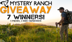 Mystery Ranch August Giveaway