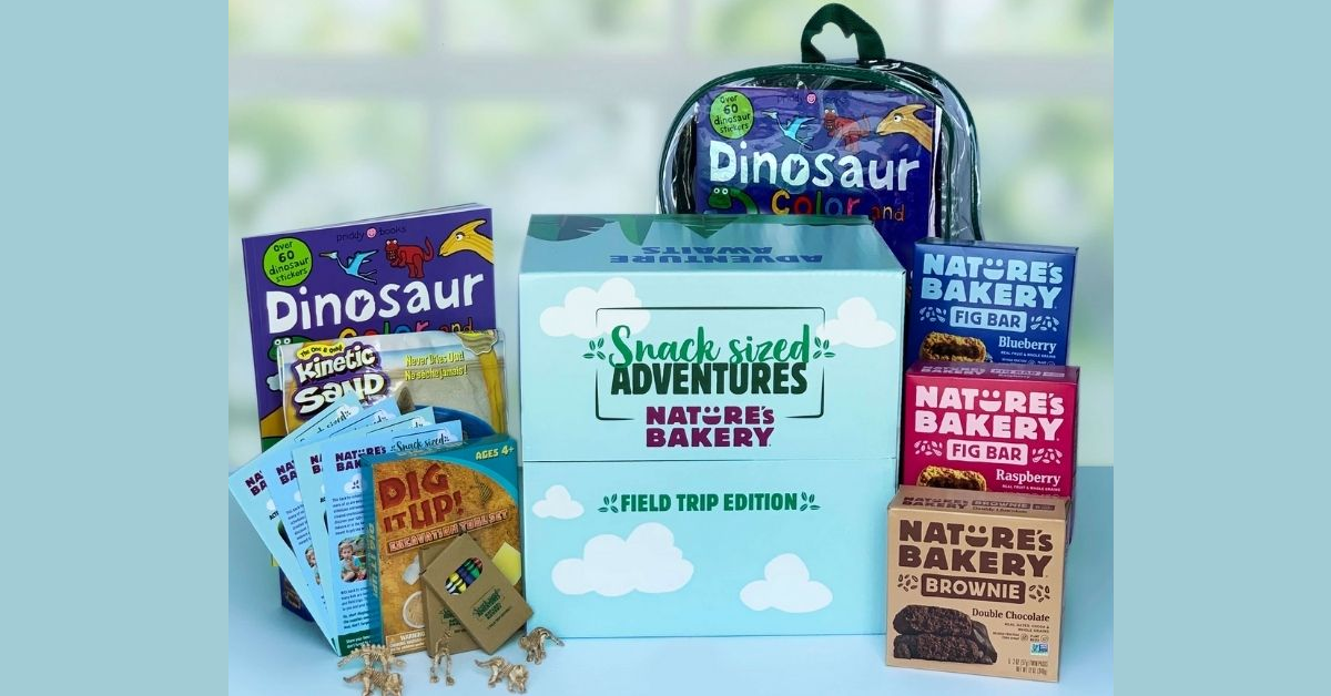 Natures Bakery Snack Sized Adventures Sweepstakes