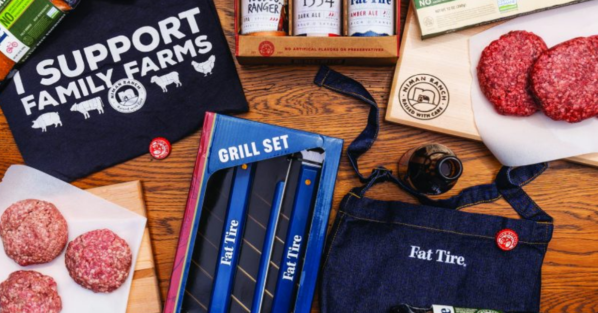 Niman Ranch and Fat Tire Grilling Social Giveaway