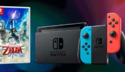 Nintendo Switch and Legend of Zelda Giveaway