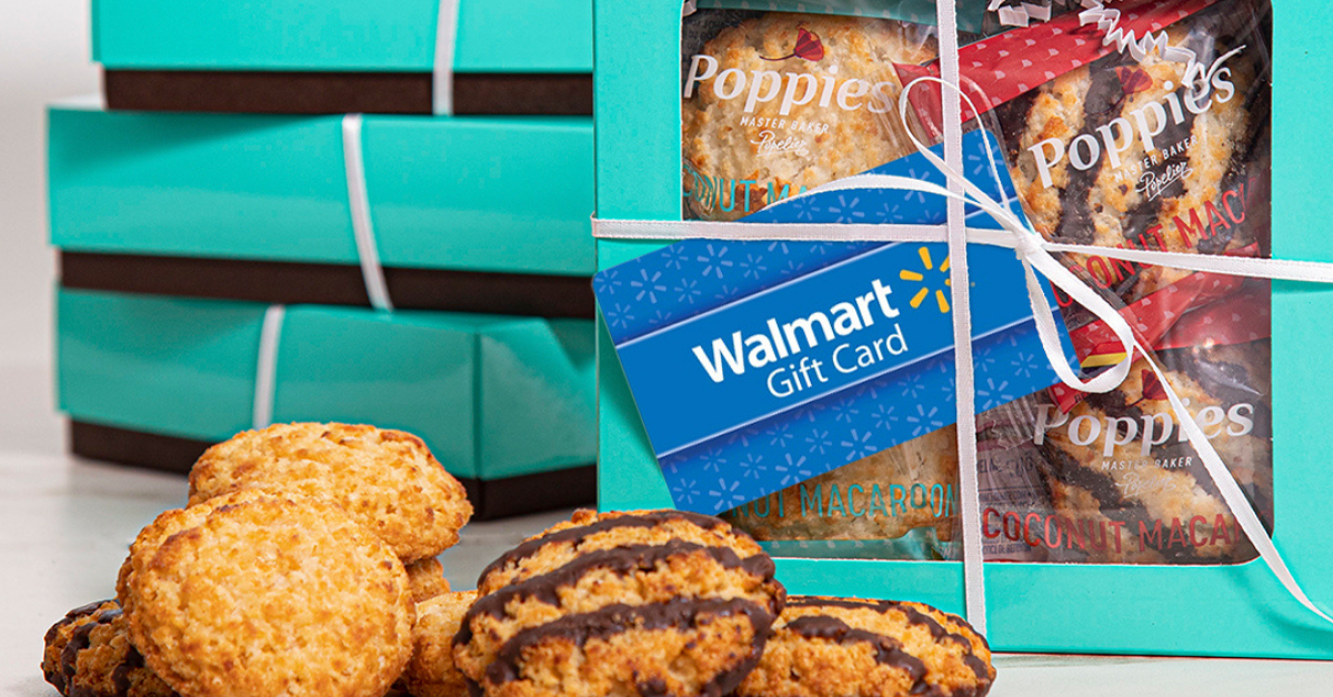 Poppies Walmart Gift Card Giveaway