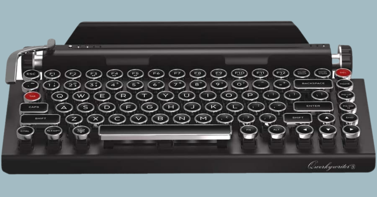 Qwerky Writer Giveaway