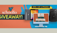 Schoolio Back To Learning Giveaway