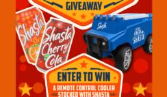Shasta Wheeling Good Time Giveaway