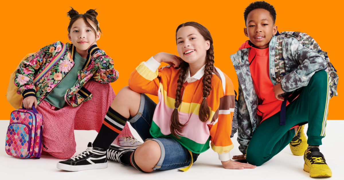 Simon Back to School and Back To Style Sweepstakes