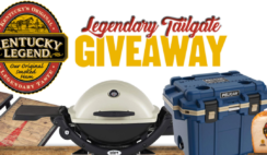 The Kentucky Legend Legendary Tailgate Giveaway