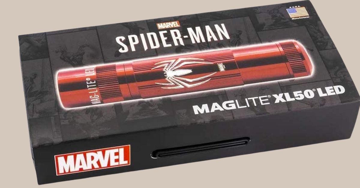 The MAGLITE Ultimate Marvel Collector Set Giveaway