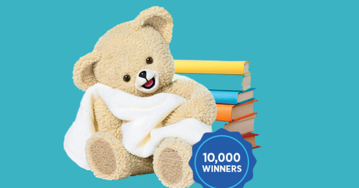 The Snuggle Bear Sweepstakes