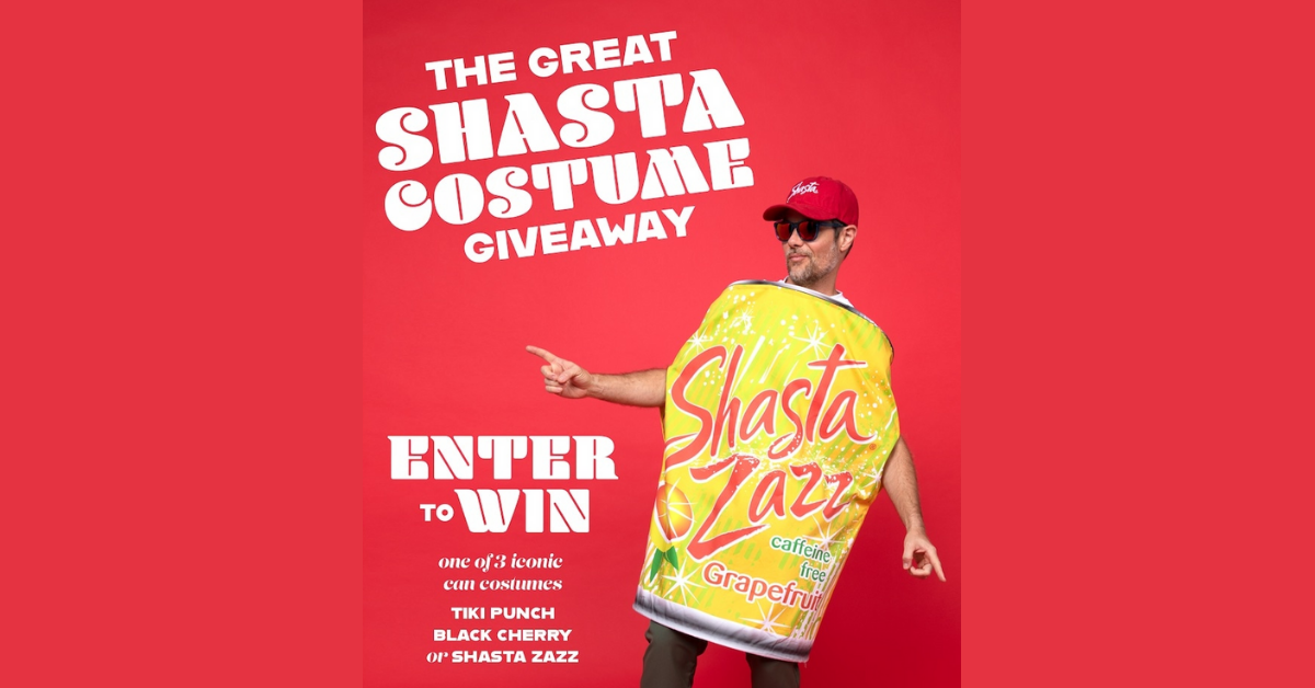 2021 The Great Shasta Costume Giveaway