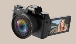 4k Digital Camera Giveaway