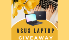 ASUS Ultra Thin Laptop Giveaway