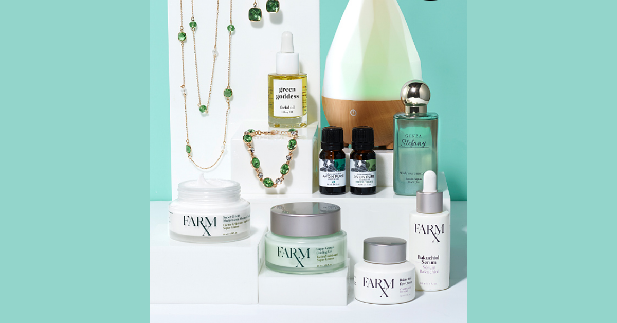 AVON The Pure Perfection Sweepstakes