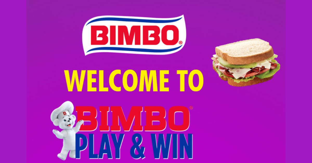 Bimbo Play and Win Instant Win Game