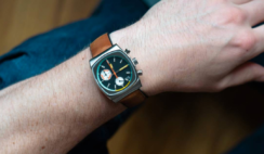 Brew Watches Metric Retro Dial Plus More Giveaway