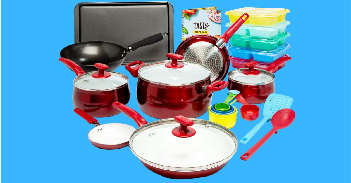 Buzzfeed x Tastys Ultimate Cookware Sweepstakes