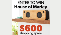Crutchfield House of Marley Great Gear Giveaway