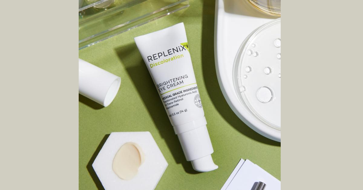 FREE Brightening Eye Cream Giveaway