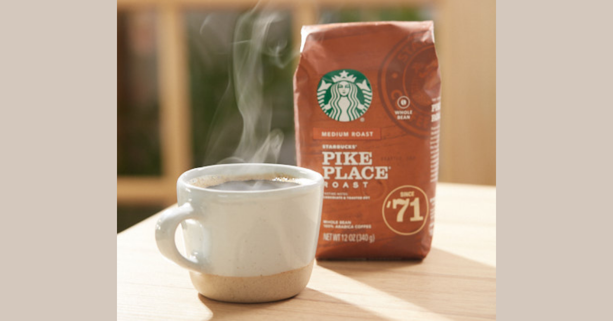 FREE Coffee From Starbucks on National Coffee Day