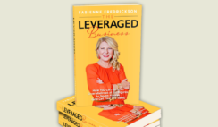 FREE Copy of The Leveraged Business by Fabienne Fredrickson