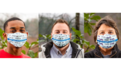 FREE Face Masks from Emory Healthcare