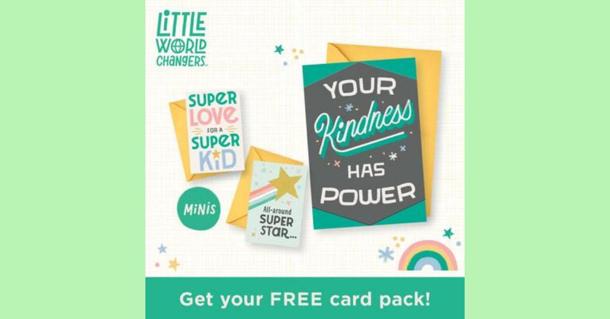 FREE Hallmark Share Kindness Card