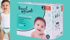 FREE Rascal Friends Premium Diaper Sample Pack
