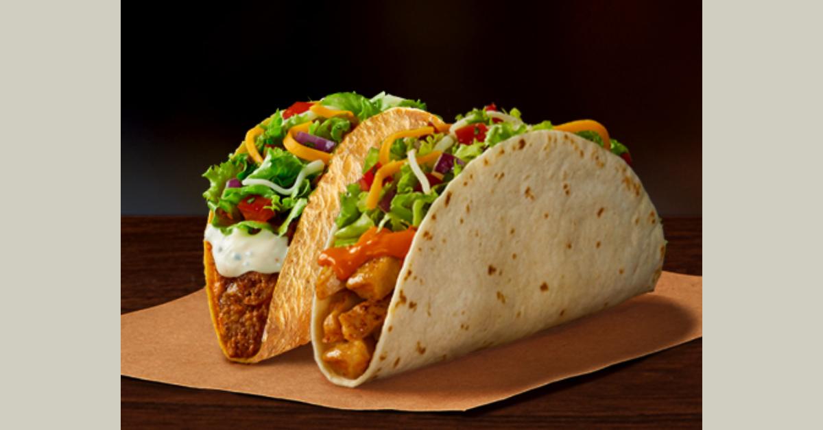 FREE Taco Bell Cheese Quesadilla