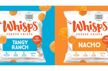FREE Whisps Cheese Crisps Samples