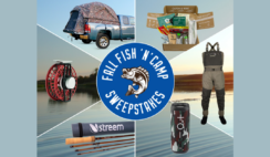 Fall Fish N Camp Sweepstakes