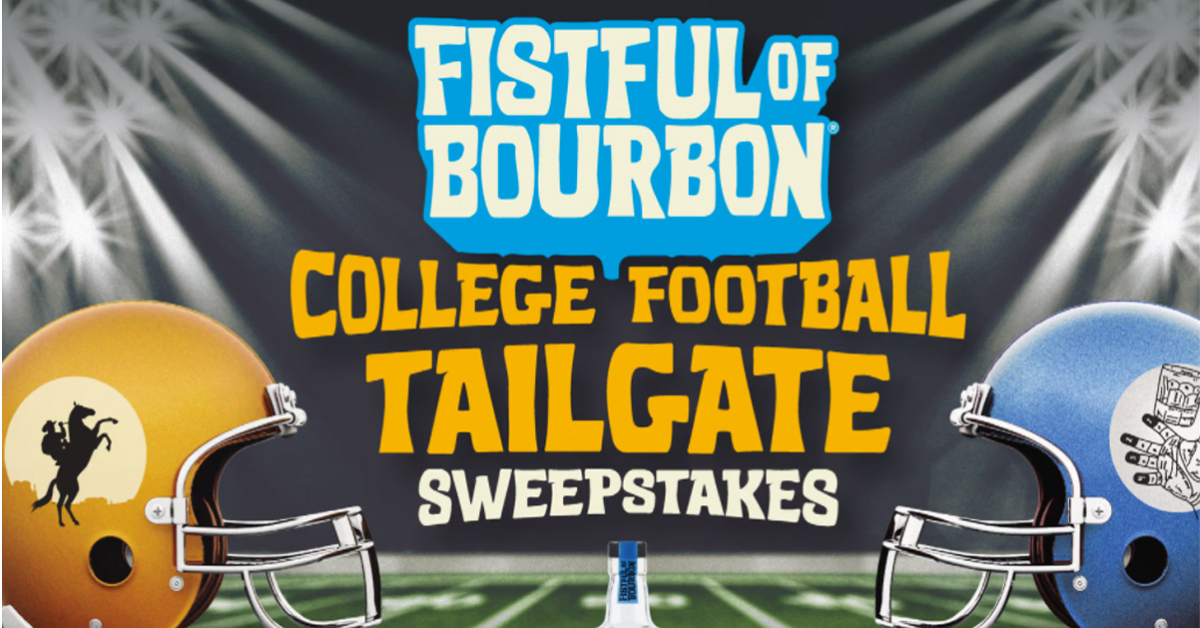 Fistful of Bourbon Sweepstakes