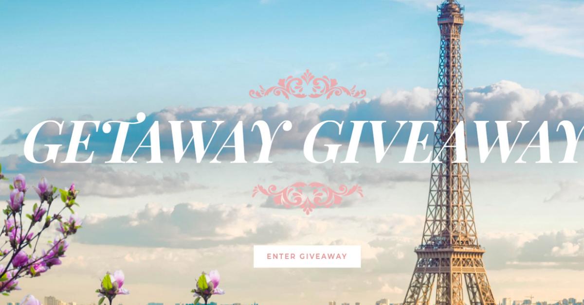 Getaway Giveaway