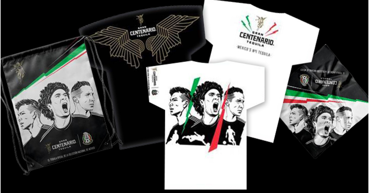 Gran Centenario Tequila Mexican National Team Guillermo Ochoa Autographed Jersey Sweepstakes and Instant Win Game
