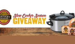 Kentucky Legend Slow Cooker Season Giveaway