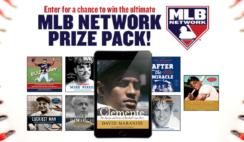 MLB x Simon and Schuster Audio Sweepstakes