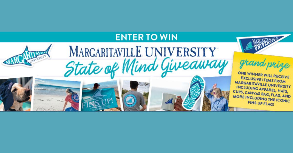 Margaritaville State of Mind Giveaway